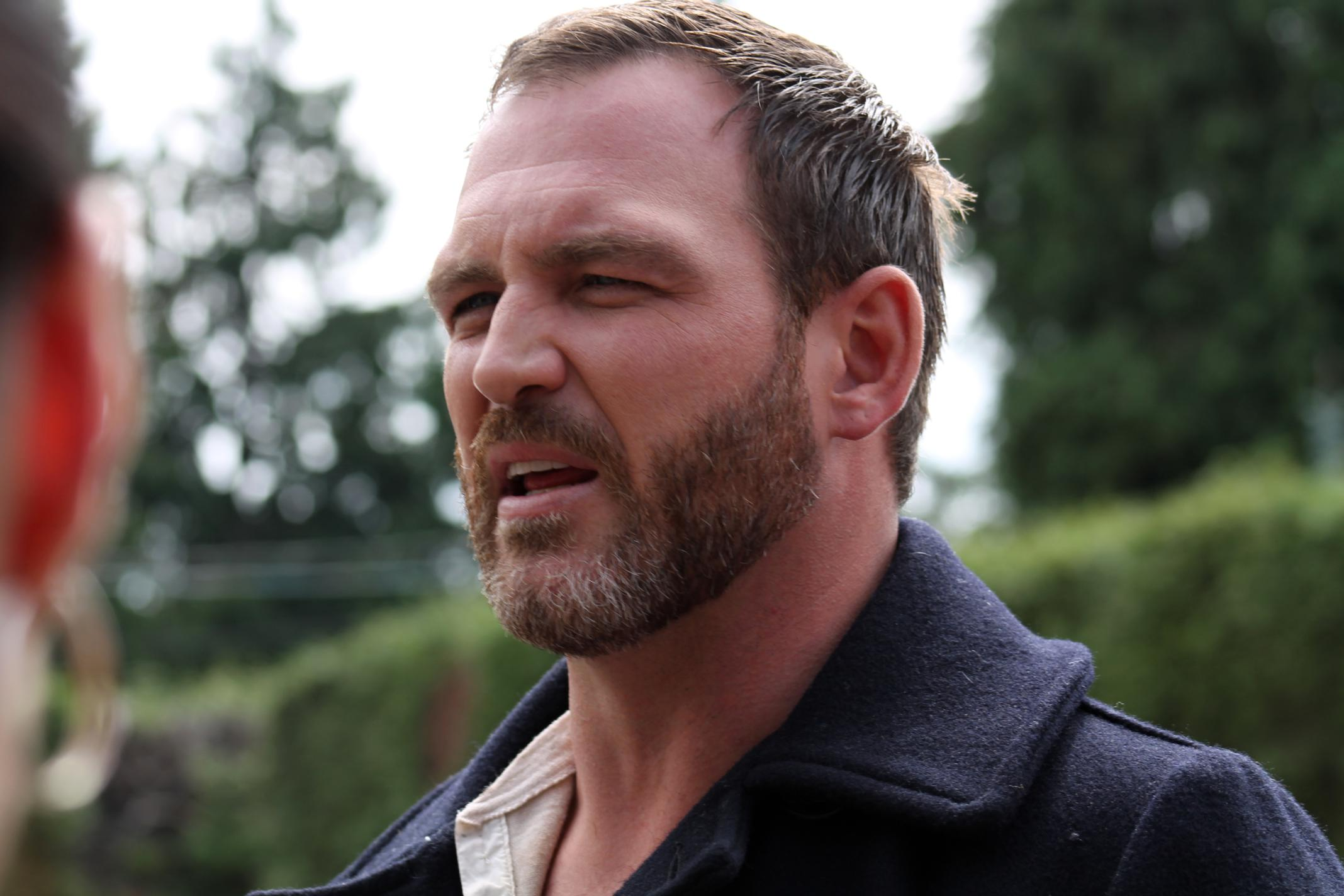 ty olsson arrow